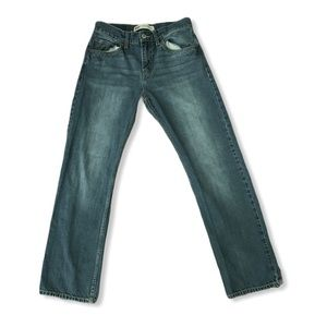 🔷Vintage Levi's Straight Cut Jeans 28x28
